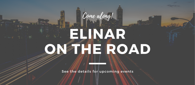 On the road - Elinar upcoming events