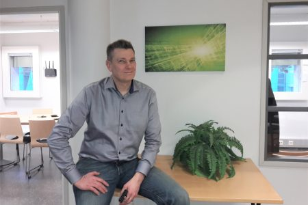 """I can be the master of my own working"" – Mikko Arohonka, Project Manager"