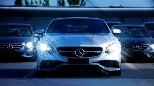 Bertel O. Steen (BOS) trades Mercedes Benzs