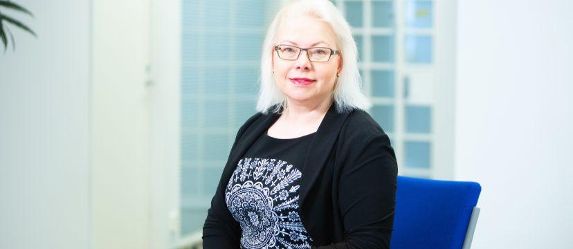 Development Director of Elinar, Elina Juntunen