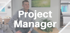 Project Manager Mikko Ahohonka
