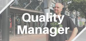 Quality Manager Jari Korpela