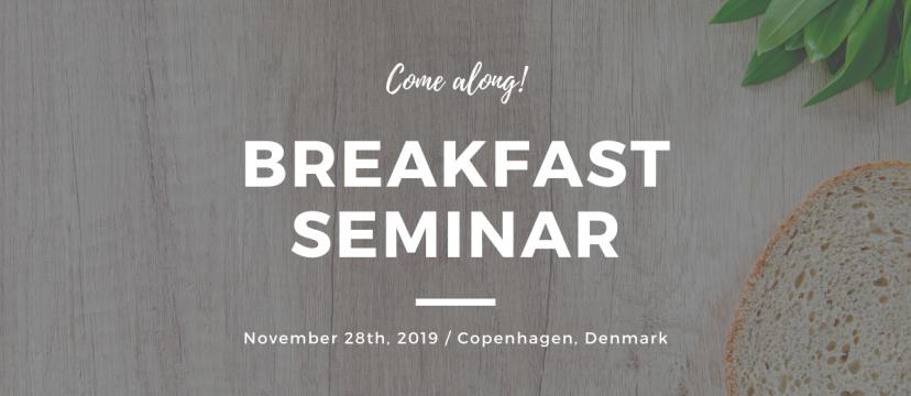 Intelligent document automation -seminar in Copenhagen