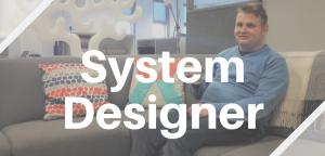 System Designer Antti Helander