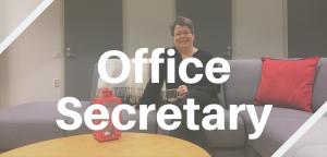 Anne Simula, the Office Secretary of Elinar