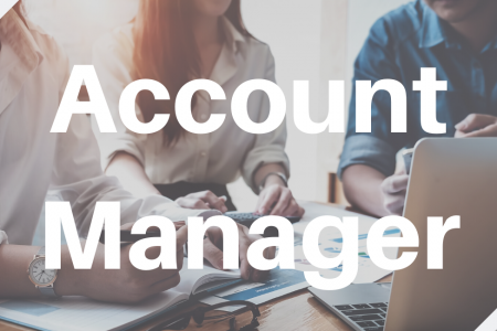 A growing Software House is looking for an Account Manager