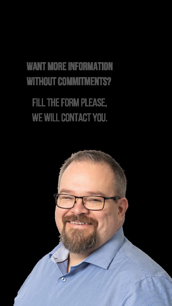 Contact Tommi Turunen